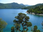 great lake  Island of Mljet