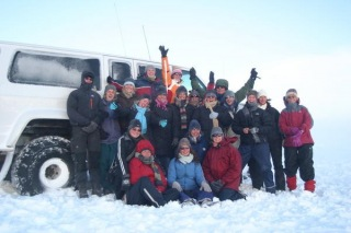 Have Fun on a Winter Excursion