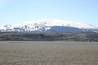 A View of Mt. Hekla